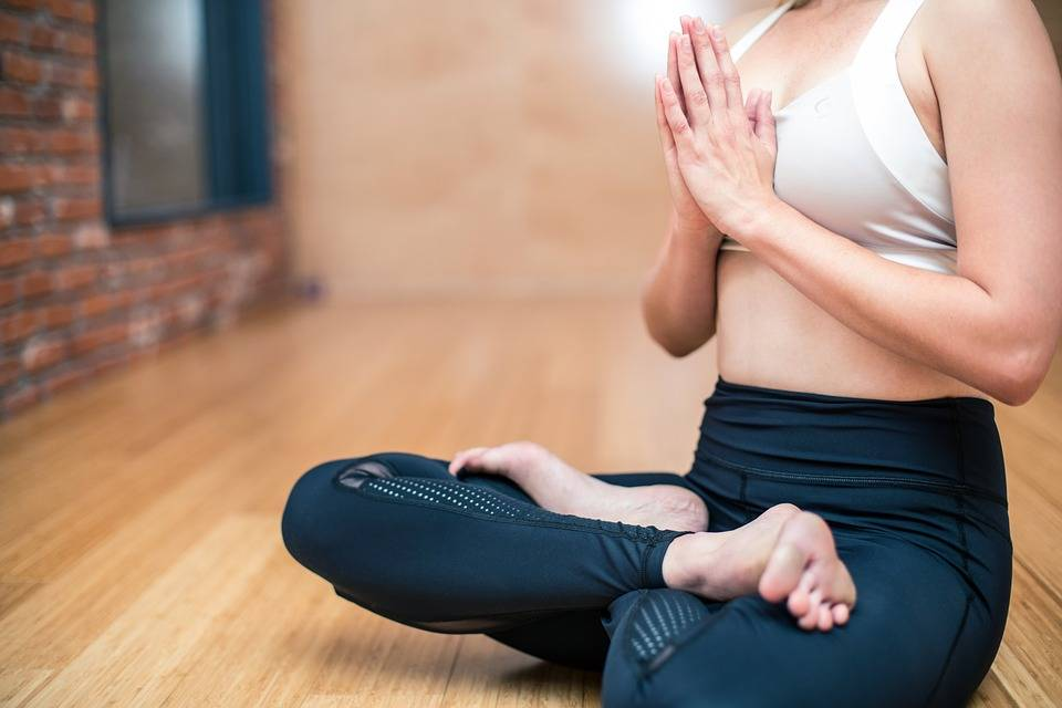 get paid to do yoga