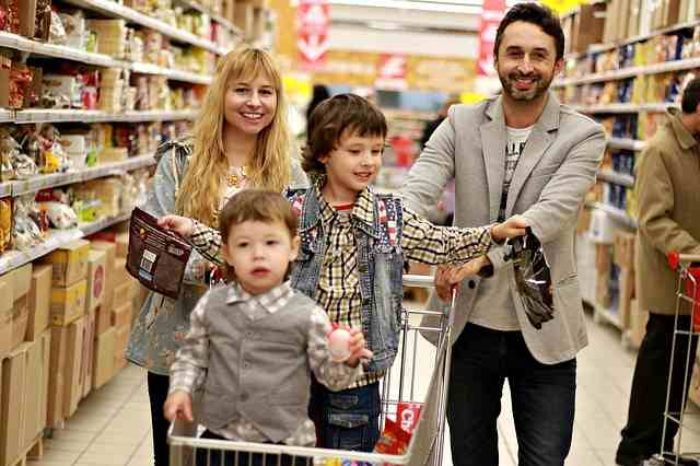 make money as a grocery shopper