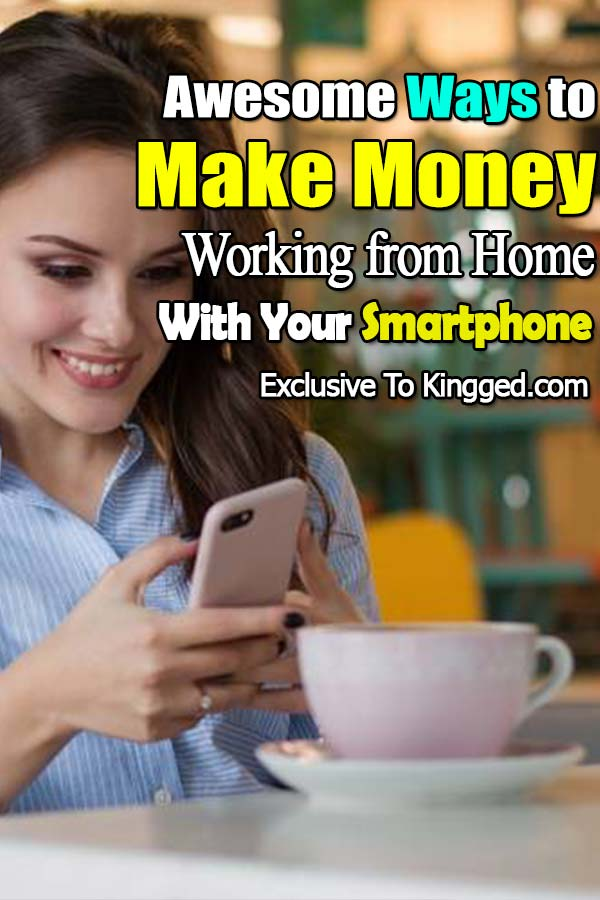 make money with smartphone