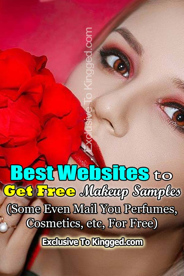 Best Websites To Get Free Makeup Samples