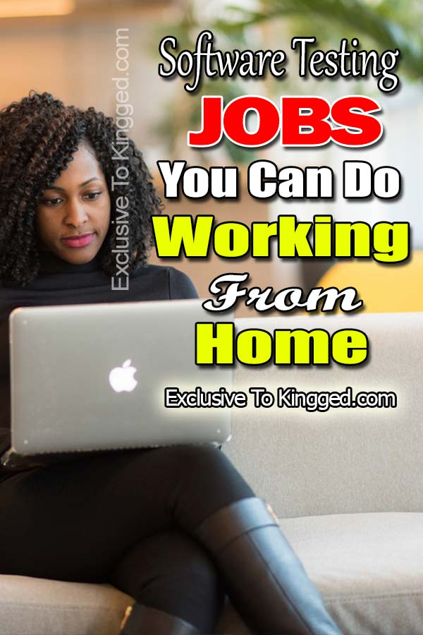 software testing jobs working from home