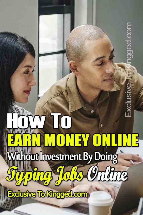 make money typing online
