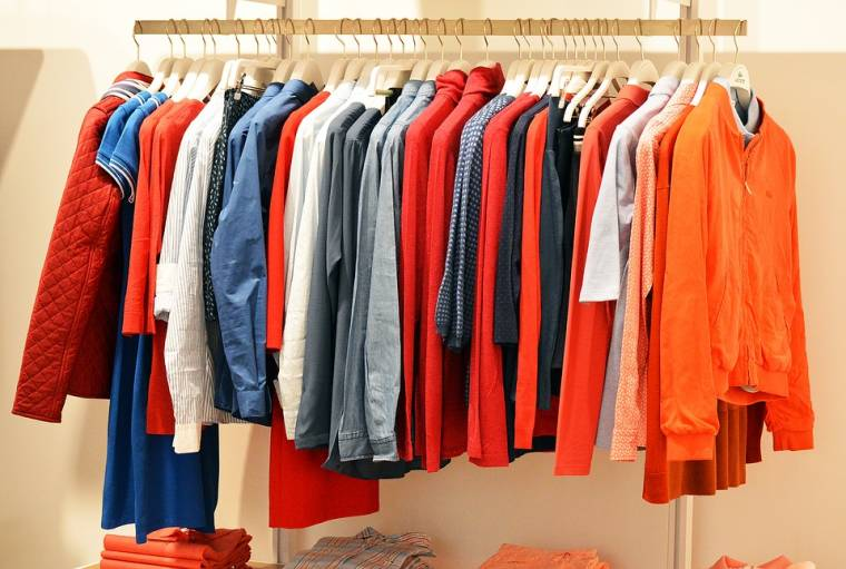 use Craigslist to sell your used clothes