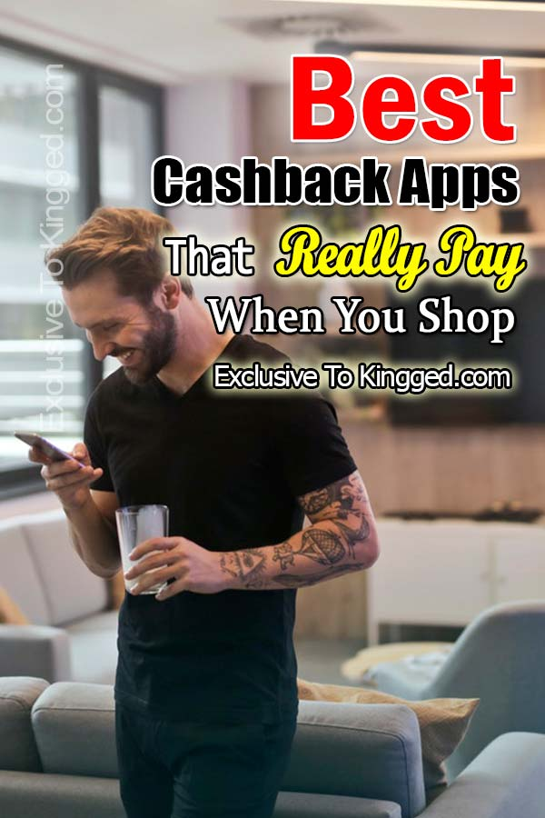using cashback apps