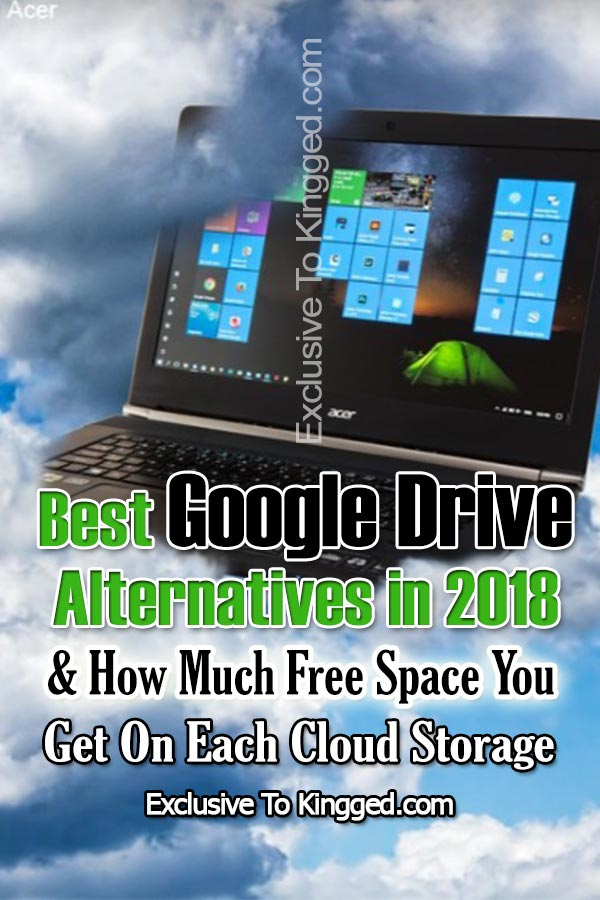 best google drive alternatives