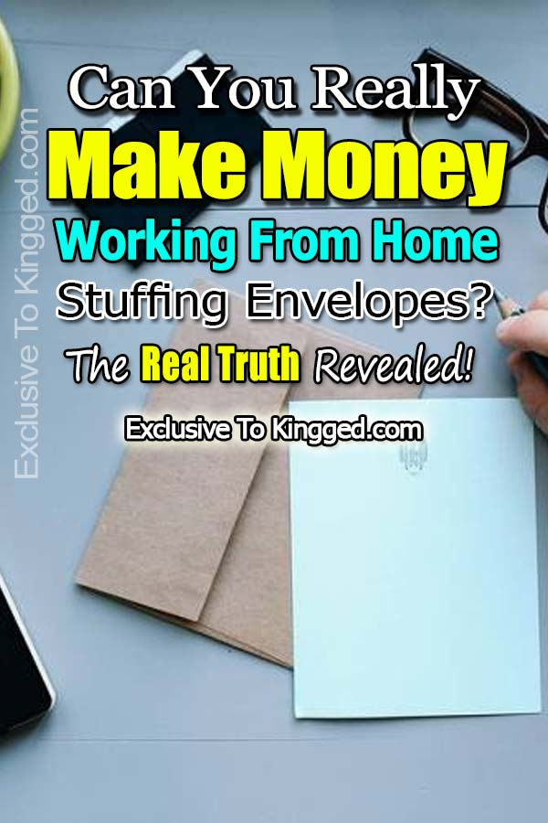 Envelope Stuffing Jobs & The Hidden Truths Many People Are
