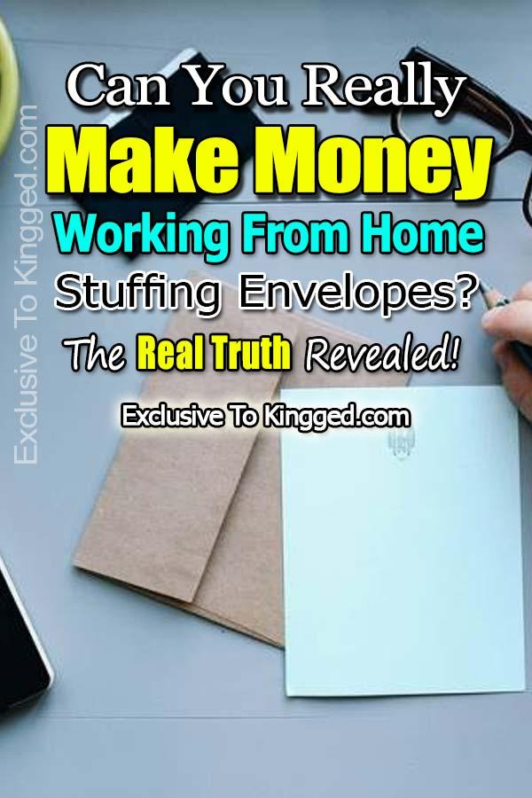 envelope stuffing jobs