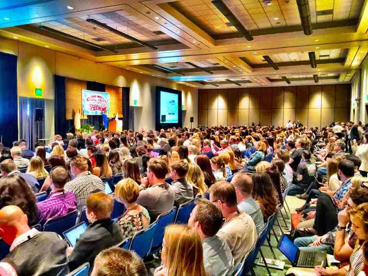 Get Paid To Speak at Weekend Events
