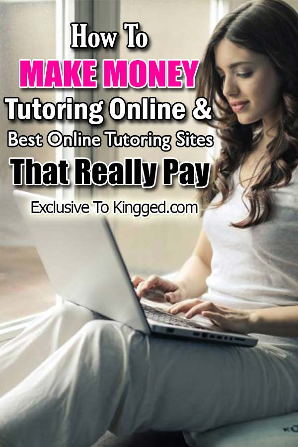 How To Make Money Tutoring Online