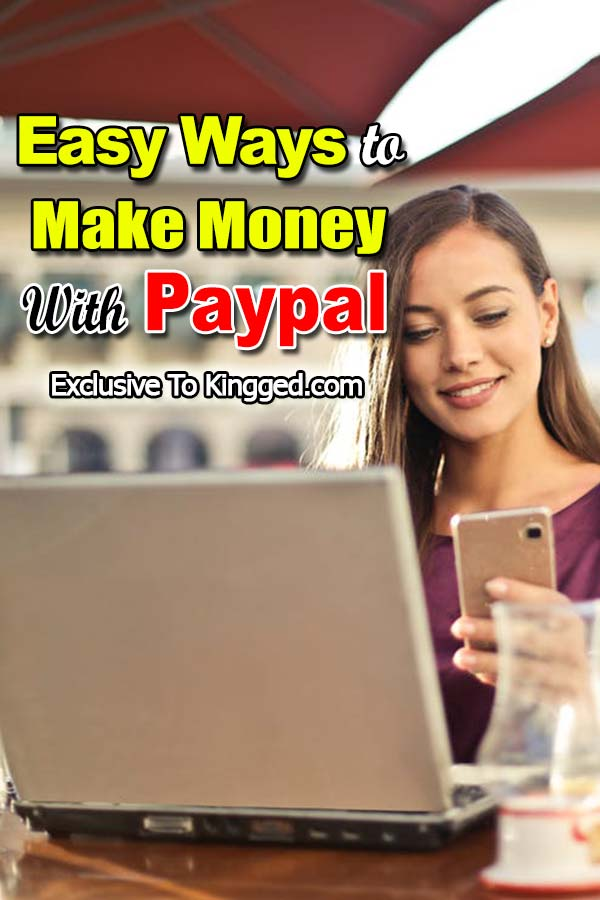 make money with paypal