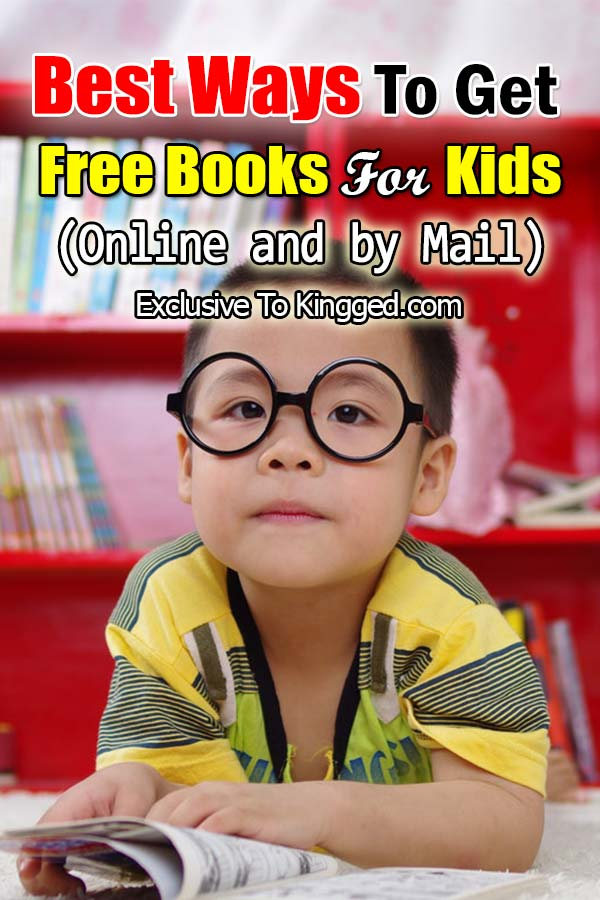 free books for kids