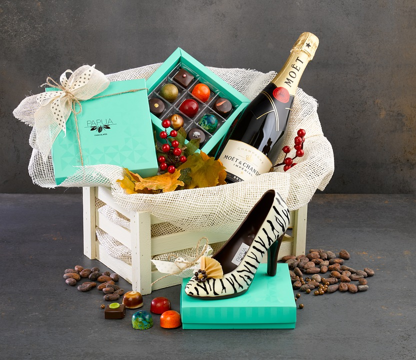 Sell Gift Baskets For Holidays As A Stay At Home Mom