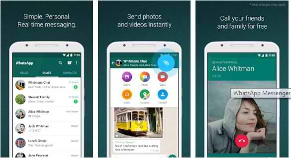 best blog apps whatsapp