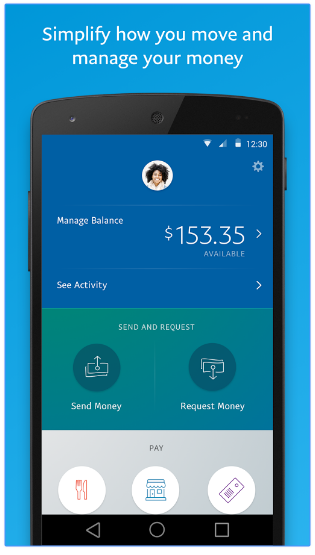 blog apps paypal