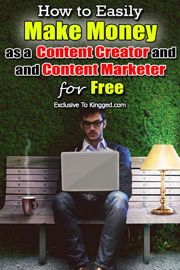 content creator and content marketer