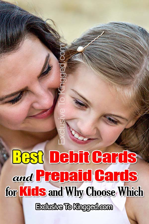 kids debit cards