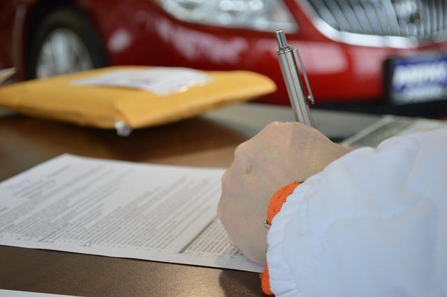loan companies contract