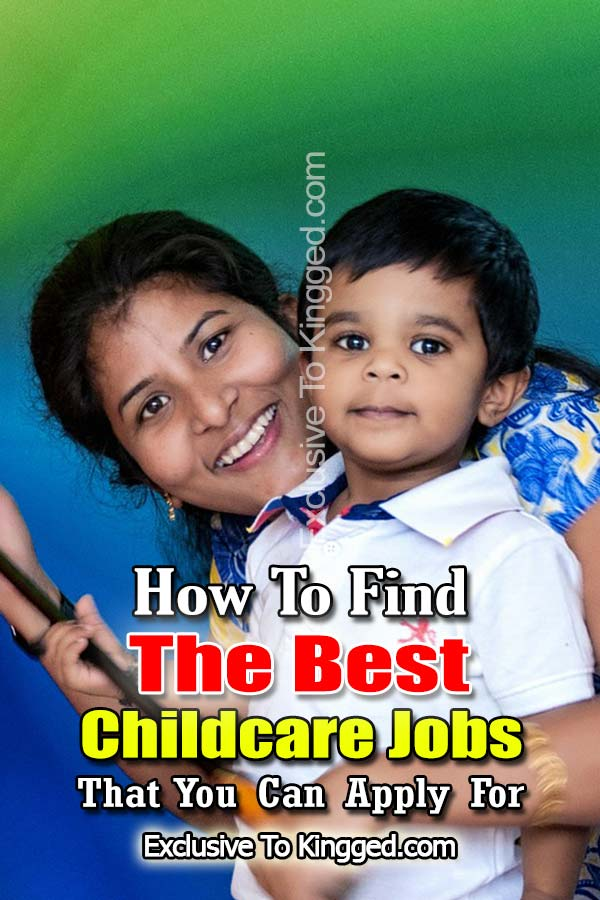 Best Childcare Jobs