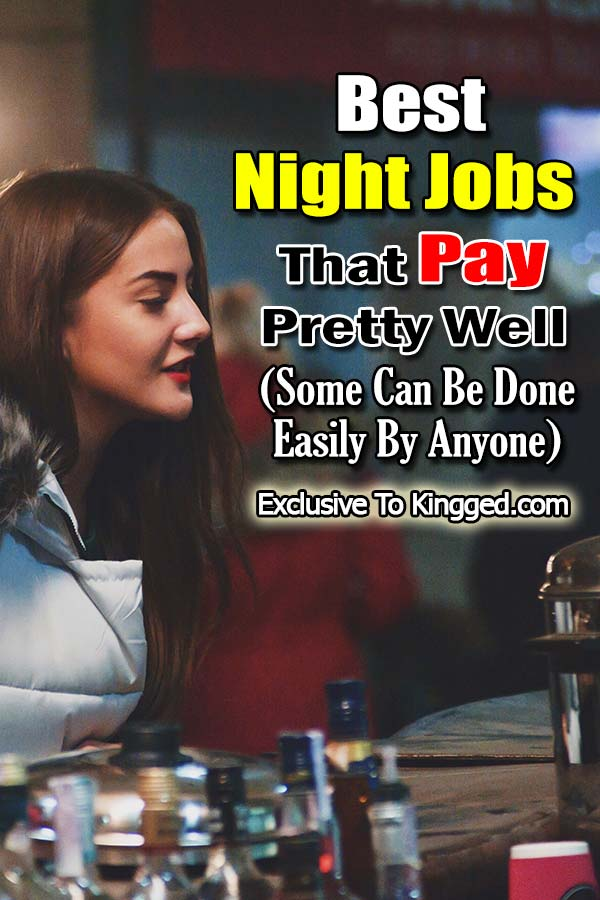 best night jobs