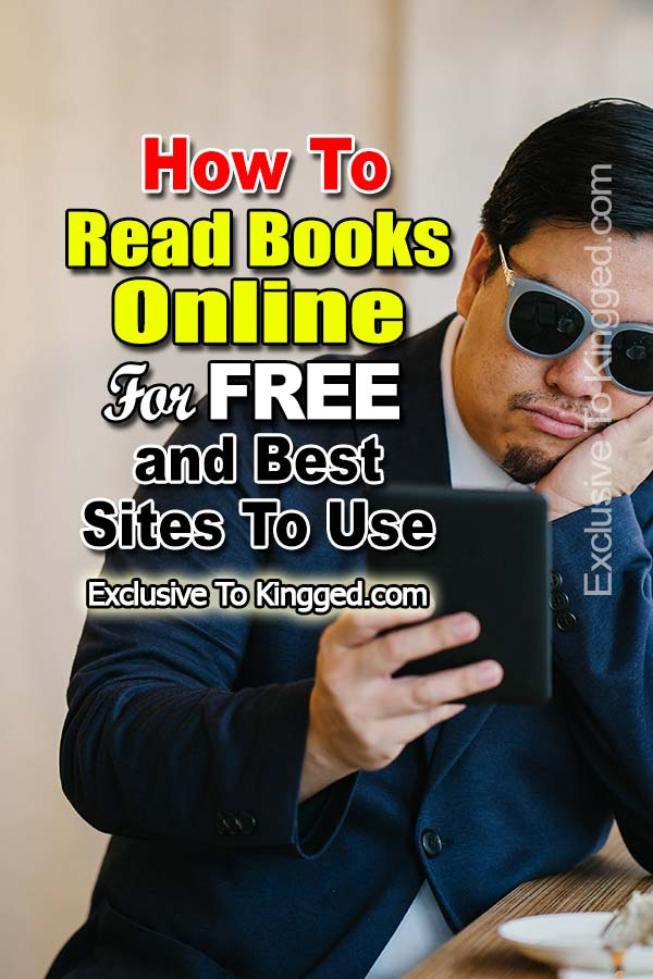 how to read books online for free