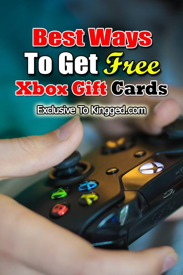 best ways to get xbox gift cards