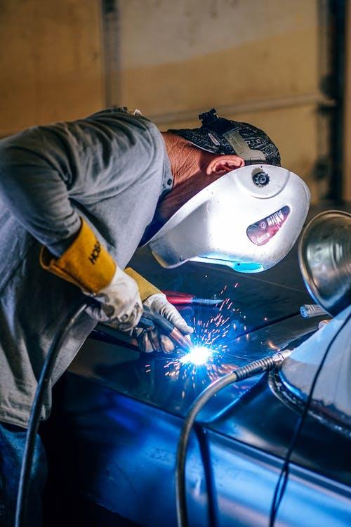 factory jobs welder