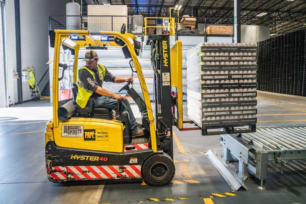 factory jobs warehouse worker