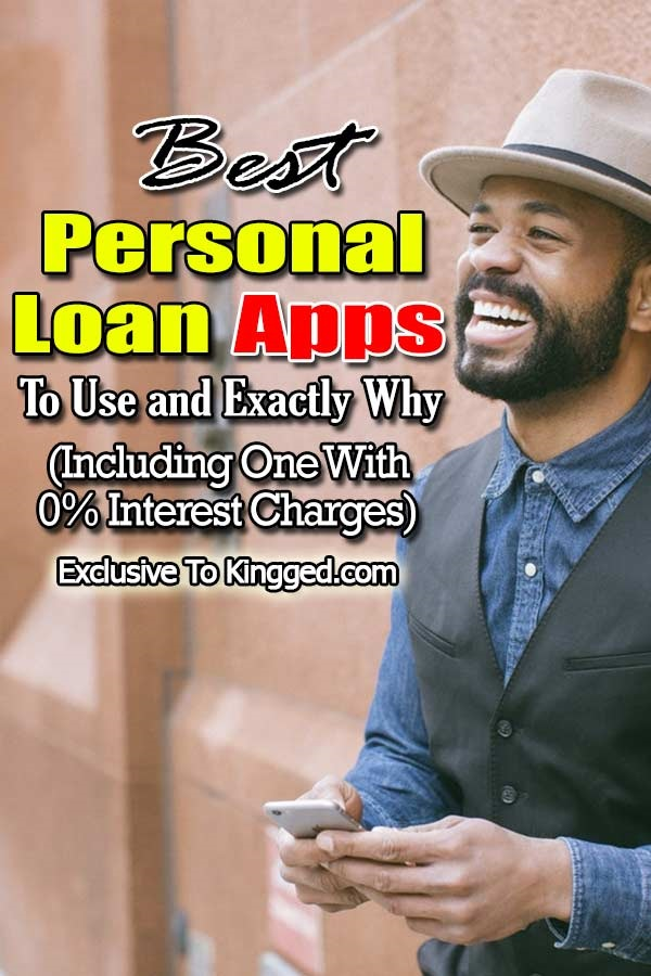 girl using personal loan apps