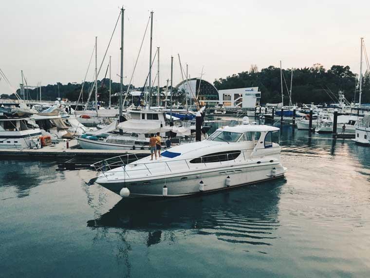 cheap used boats