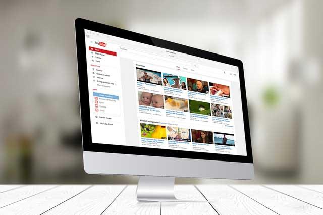 music promotion using youtube