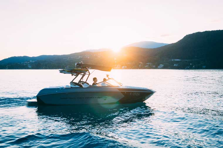 rent used boats