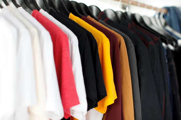 self employment ideas by selling used clothes