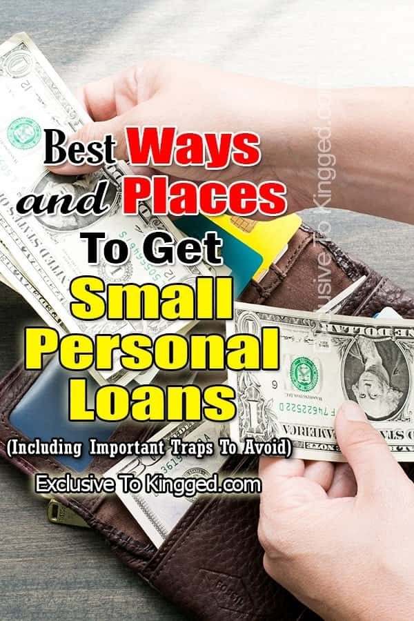 small personal loans online