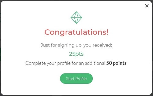 survey junkie signup bonus