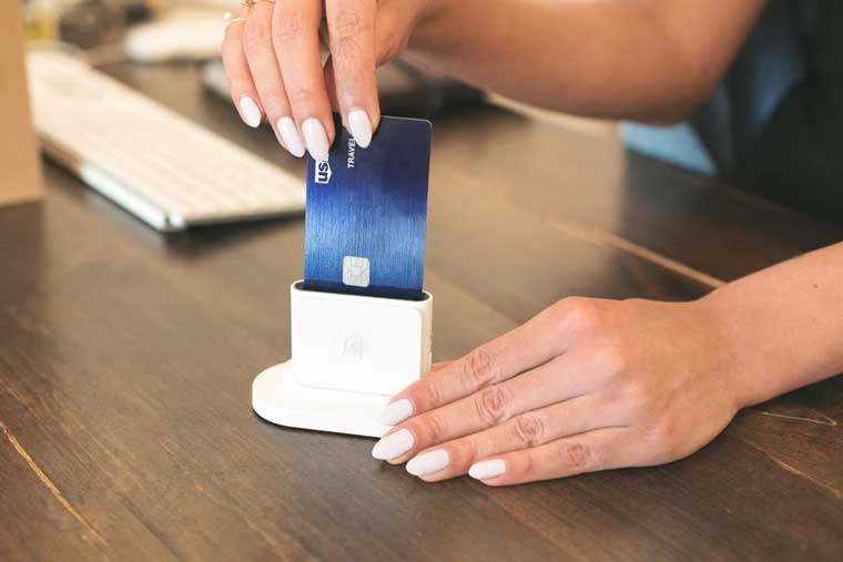 transferring money from credit cards
