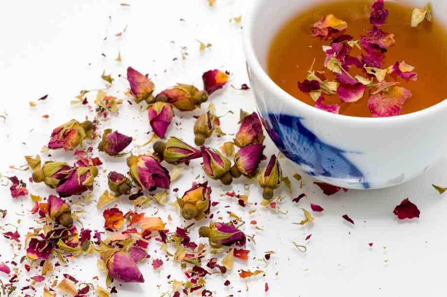 Goji Tea for weight loss