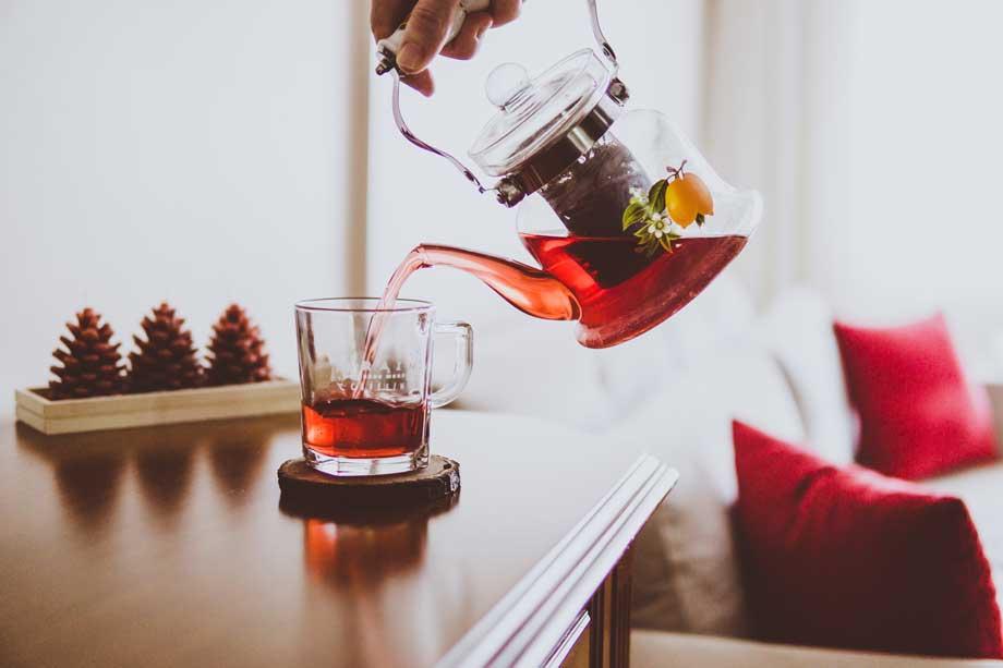 Valerian Tea for weight loss