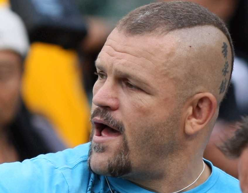 Chuck Liddell net worth