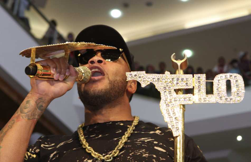 Flo Rida net worth