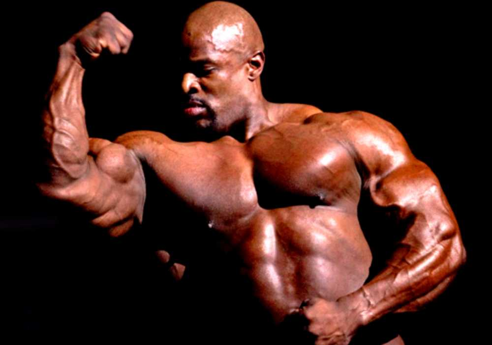 Ronnie Coleman net worth