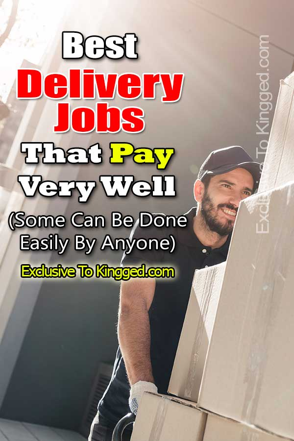 delivery jobs