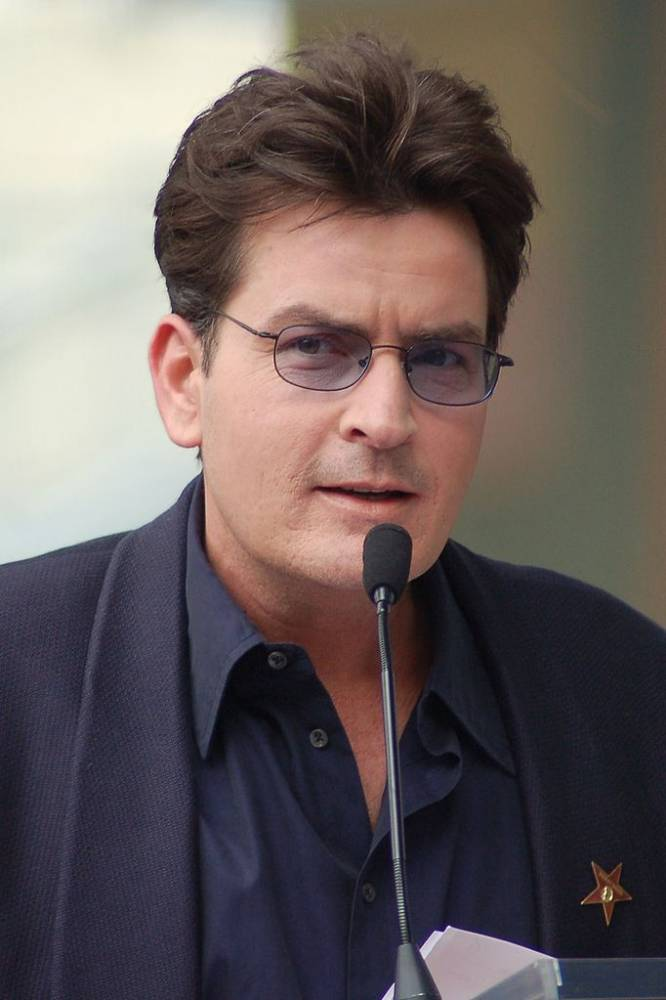how rich is Charlie Sheen