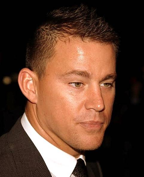 young Channing Tatum 2011