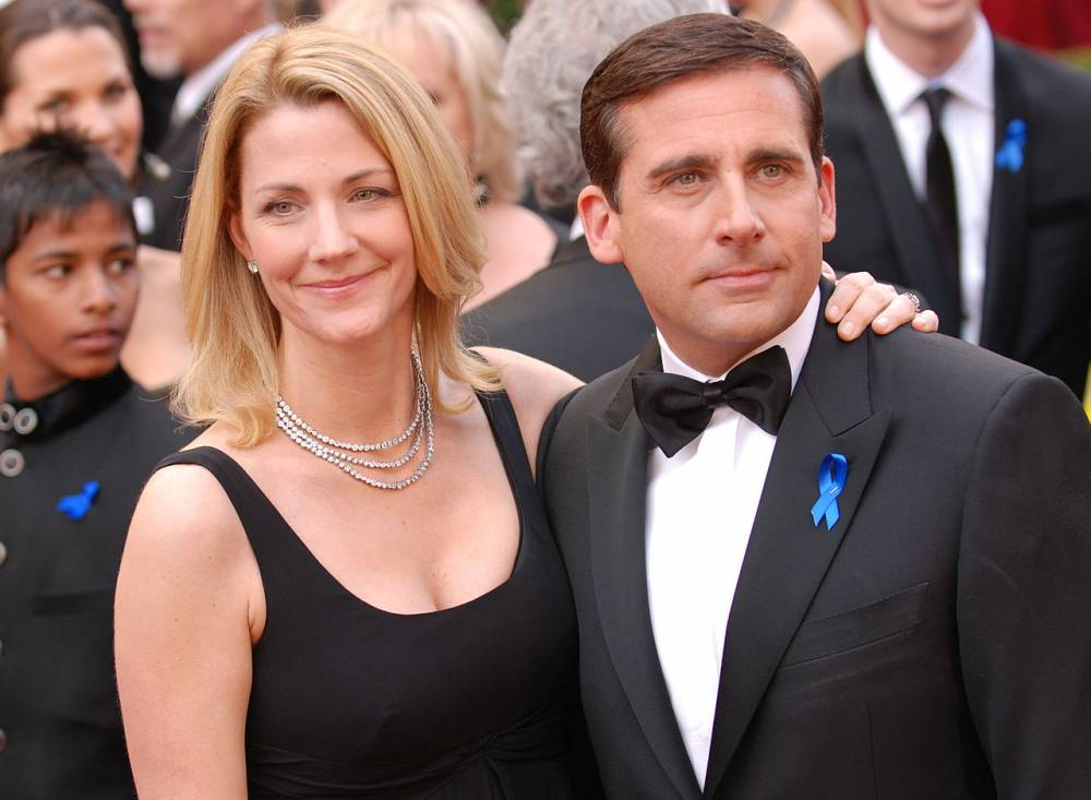 Steve Carell and Wife net worth
