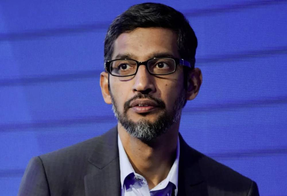 Sundar Pichai net worth