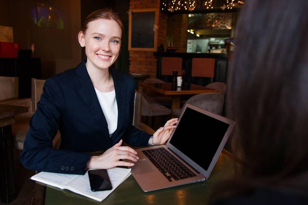 entrepreneurial business woman