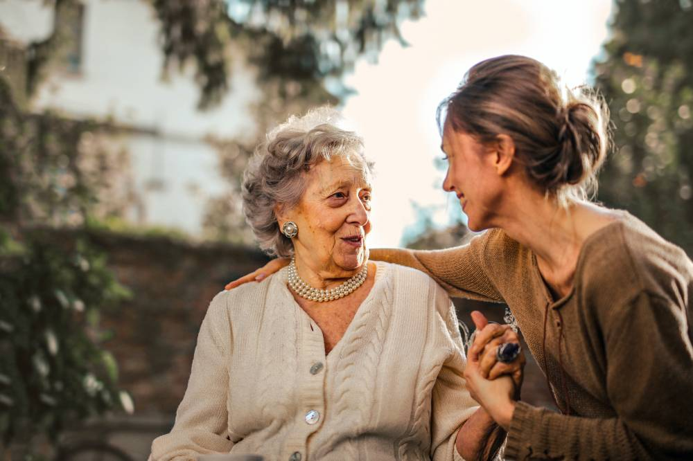 Get Paid to Hang out with Elderly via Companion Jobs