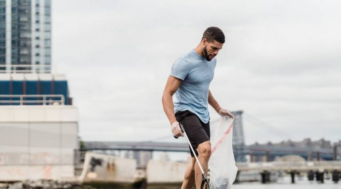 Get Paid to Pick up Litter